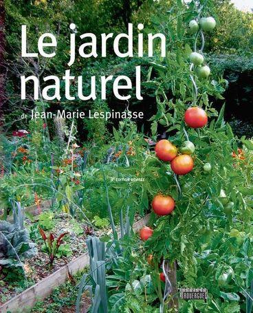 Couverture du livre le jardin naturel